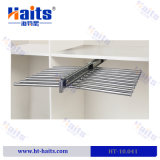 Hot Sale Furniture Accessories Top Mounted Double Trouser/Clothers Racks