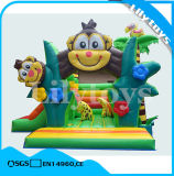 Popular Animal Type Waterproof Inflatable Combo for Children