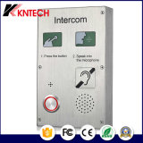 IP Help Point Emergency Telephone Intercom in Airport and Metro