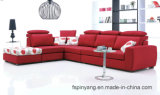 New Modern Fabric Covered Corner Sofa of Home Design T235