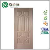 Natural Veneer HDF MDF Moulded Door Skin