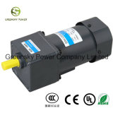 60W 90mm GS New Design AC Induction Gear Motor