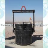 Casting Equipment, Hot Metal Ladle Machine Teapot Ladle