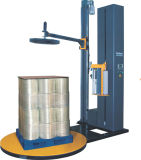 Top Presser Functional Pallet Wrapping Machine