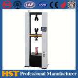 10kn 50kn 100kn 300kn Double Column Digital Display Electronic Spring Tension and Compression Testing Equipment