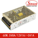 120W Triple Output Switching Power Supply Output 5V12V-5V or 5V12V-12V