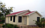 Excellent Designed Light Steel Structure Prefabricated Residential House (KXD-96)