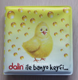 Plastic Children EVA Foam Bath Book (Yj-I011