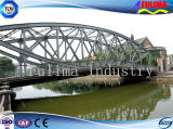 High Strength Welded Steel Structural Bridge Above The River (SB-001)