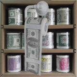 Dollar Toilet Paper Money Printed Toilet Paper