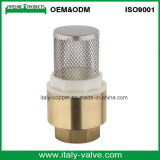 Top Quality Brass Forged Filter Check Valve /Check Valve with Nut (AV5003)