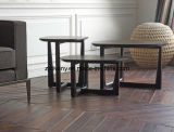New Modern Solid Wood Side Coffee Table (T-57A+B+C)