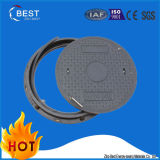 D400 En124 Round FRP Recessed Manhole Covers and Frame