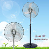 16inch Stand Fan with Transparent as Blade