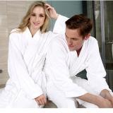 Cotton Terry Robe /Long Robe /Women′s Robe /Lady′s Robe