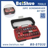 Power Long Handle Screwdriver Bit Set