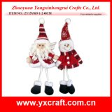 Christmas Decoration (ZY15Y069-1-2) Christmas Decorative Board Promotion Toy Gift Item
