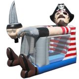 Inflatable Pirate Jumping House (CB-1006)