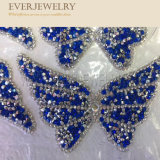 Crystal Wholesale Iron on Rhinestone Applique