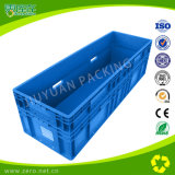Blue Customized 100% Virgin PP Material Turnover Box