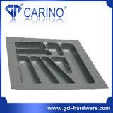 Plastic Cutlery Tray, Plastic Vacuum Formed Tray (W593)