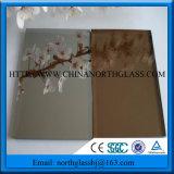 8mm Bronze Reflective Glass Price