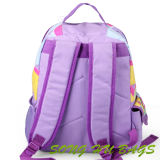 PVC&PU Trolley School Bag for Boy and Girl