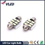 Automobiles & Motorcycle 12V LED Light Dome Bulb 31mm LED Festoon 6 SMD 5630 Reading Auto Lighting System
