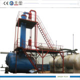 15ton Used Motor Oil Recycling Plant Continuous Distiller