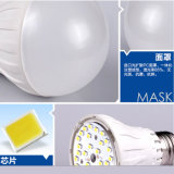 High Lumen Factory Price E27 LED Bulb E26 5W-30W LED Bulb (QP2002-5W)