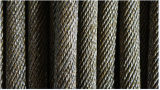 Ungalvanized Steel Wire Rope of 18X7+FC for Unloading
