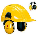 Protective Safety Helmet System - Hard Hat / Ear Muffs / Face Shield