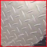 Galvanized Mild Steel Chequer Plate (A36 Q235B SS400 S235Jr)