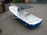 Liya Water Proof Outboard Motor Boat Fiberglass Fishing Boat