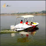 High Speed Boat with CE Approved