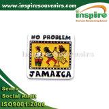 Cooperate Gift Jamaica Rubber Fridge Magnet