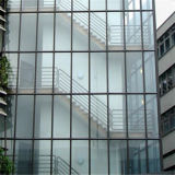Toughened/Tempered Clear Insulated Glass for Construction/Building Glass