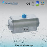 Stainless Steel Pneumatic Actuator with CE