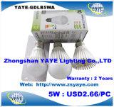 Yaye Hottest Sell 6W E27 LED Bulb / Aluminum 6W E27 LED Bulb / Dimmable 6W E27 LED Bulb
