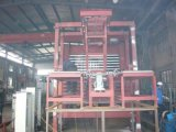 Hot Press Machine with Feed System
