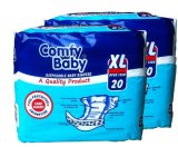 Comfy Baby Diapers Xl