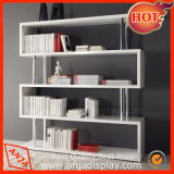 MDF Wooden Wall Book Cabinet