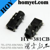 China Supplier 3.5mm Phone Jack (Hy-381CB)
