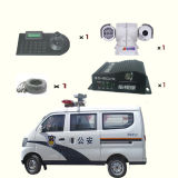 SD Card Car DVR with Huawei 3G Modul /GPS (google map) /WiFi (Wireless download) (HT-6605)