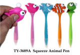Funny Squeeze Animal Pen Toy