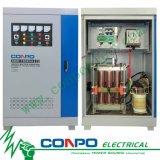 SBW-100kVA Full-Auotmatic Compensated Voltage Stabilizer/Regulator