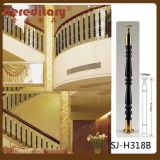 Attractive PMMA Balusters for Interior Staircases/Acrylic Crystal Balusters
