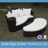 Popular Outdoor Leisure Wicker Sofa Set