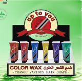 up to You Color and Styling Hair Wax with Silver Ash