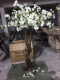 Wedding Table Decoration White Artificial Cherry Blossom Tree